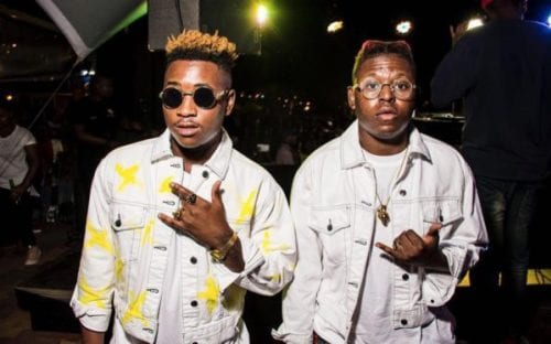 "DOWNLOAD Distruction Boyz React To Claims They Stole ""Omunye"