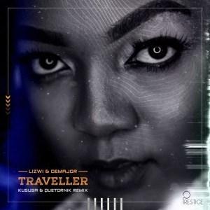 Lizwi, DeMajor, Traveller Remix Pack, download ,zip, zippyshare, fakaza, EP, datafilehost, album, Afro House, Afro House 2019, Afro House Mix, Afro House Music, Afro Tech, House Music