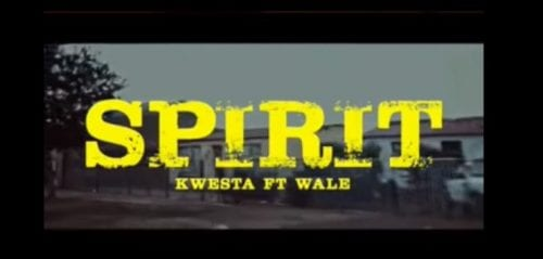 Kwesta – Spirit Ft. Wale [VIDEO], Kwesta, Spirit, Wale ,VIDEO, mp3, download, mp3 download, cdq, 320kbps, audiomack, dopefile, datafilehost, toxicwap, fakaza