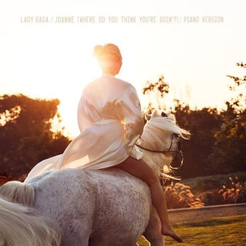 LADY GAGA, JOANNE, WHERE DO YOU THINK YOU'RE GOIN, PIANO VERSION, mp3, download, mp3 download, cdq, 320kbps, audiomack, dopefile, datafilehost, toxicwap, fakaza, mp3goo