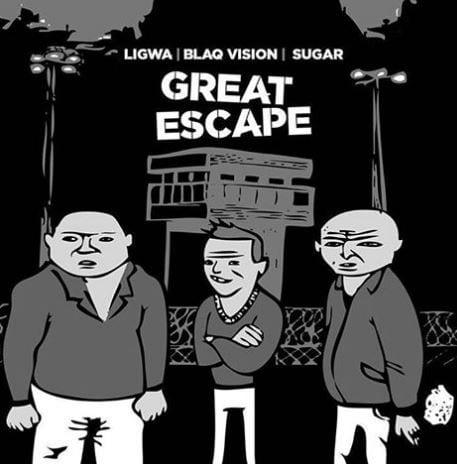 Ligwa & Various Artistes – Great Escape EP, Ligwa, Various Artistes, Great Escape, EP, mp3, download, mp3 download, cdq, 320kbps, audiomack, dopefile, datafilehost, toxicwap, fakaza, mp3goo, zip