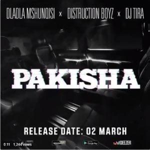 Dladla Mshunqisi – Pakisha (Snippet) Ft. Distruction Boyz & DJ Tira, Dladla Mshunqisi, Pakisha, Snippet, Distruction Boyz, DJ Tira, mp3, download, mp3 download, cdq, 320kbps, audiomack, dopefile, datafilehost, toxicwap, fakaza, mp3goo