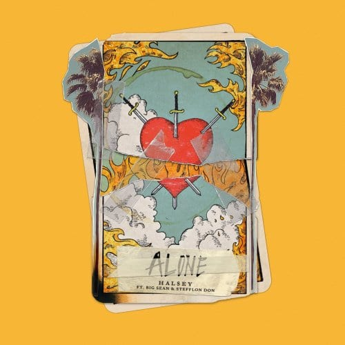 Halsey – Alone (Remix) Ft. Big Sean & Stefflon Don, Halsey, Alone, Remix, Big Sean, Stefflon Don, mp3, download, mp3 download, cdq, 320kbps, audiomack, dopefile, datafilehost, toxicwap, fakaza, mp3goo