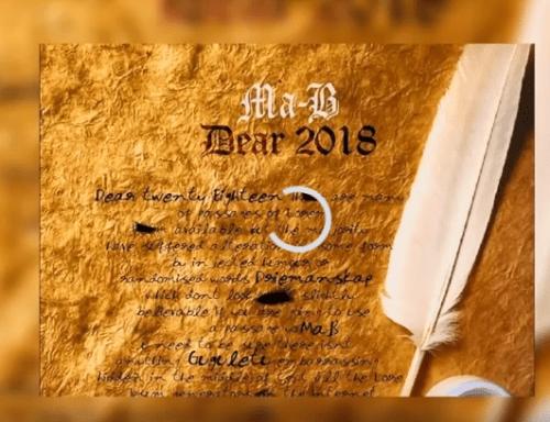 Ma B – Dear 2018 (Driemanskap), Ma B, Dear 2018 (Driemanskap), mp3, download, mp3 download, cdq, 320kbps, audiomack, dopefile, datafilehost, toxicwap, fakaza, mp3goo