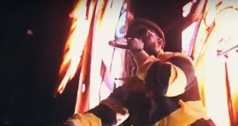 Watch, Cassper Nyovest, performs, #KsazobaLit, Stage