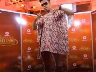 Watch, Nasty C, Full Perfomance, Ghana, #VGMA2018