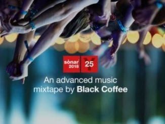 Black Coffee, Sónar 25: An advanced music mixtape by Black Coffee, Sónar 25, Sónar 25: An advanced music mixtape, download ,zip, zippyshare, fakaza, EP, datafilehost, album, Afro House 2018, Afro House Mix, Afro House Music, House Music