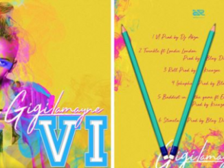 Gigi Lamayne, VI EP, Tracklist, Artwork, download ,zip, zippyshare, fakaza, EP, datafilehost, album