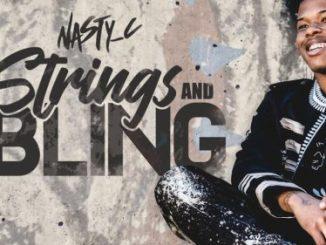 Nasty C, Strings And Bling, Full Album, Tracklist, Cover, download ,zip, zippyshare, fakaza, EP, datafilehost, album