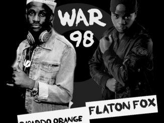 DJ Flaton Fox, Ricardo Orange, War 98, mp3, download, datafilehost, fakaza, Afro House 2018, Afro House Mix, Afro House Music