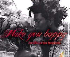 HarolDivine, Make You Happy (Original Mix), Komplexity, mp3, download, datafilehost, fakaza, Afro House 2018, Afro House Mix, Afro House Music