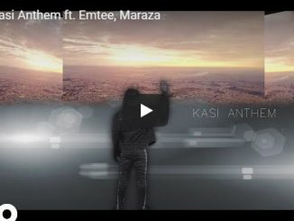 VIDEO, DJ Sliqe, Kasi Anthem, Emtee, Maraza, mp3, download, datafilehost, toxicwap, fakaza