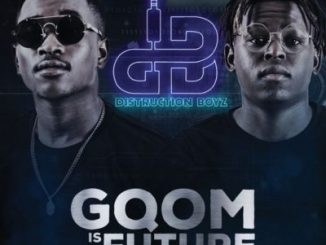 Distruction Boyz, Gqom Is The Future, download ,zip, zippyshare, fakaza, EP, datafilehost, album, Gqom Beats, Gqom Songs, Gqom Music