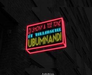 Dj Shony, T33 Tone, Ubumnandi (Original Mix), TallArseTeeDeMC, mp3, download, datafilehost, fakaza, Afro House 2018, Afro House Mix, Afro House Music