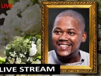WATCH, Funeral, Service, Linda,P rokid, Mkhize, Live, Burial, Video
