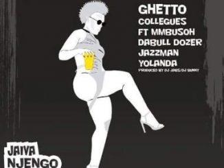Ghetto Collegues, Jaiva Nje NgoZodwa, Mbusoh Da Bulldozar, Jazzman, Yolanda, mp3, download, datafilehost, fakaza, Afro House 2018, Afro House Mix, Afro House Music