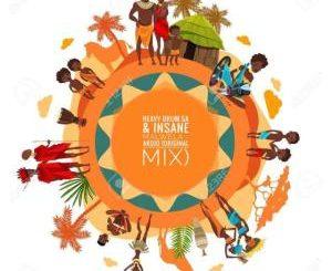 Heavy Drum.SA, Insane Malwela, Akojo (Original Mix), mp3, download, datafilehost, fakaza, Afro House 2018, Afro House Mix, Afro House Music