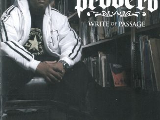 Proverb, Write of Passage, download ,zip, zippyshare, fakaza, EP, datafilehost, album