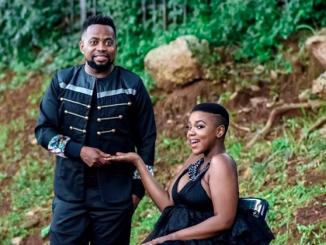 Sabelo Ngema, fiancee, pregnancy