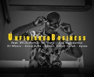 Setro Beats, Unfinished Business, EP, mp3, download, datafilehost, fakaza, Gqom Beats, Gqom Songs, Gqom Music