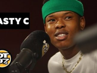Watch, Nasty C, Interview, Hot 97 FM, Ebro In The Morning show, Hot 97, Ebro In The Morning
