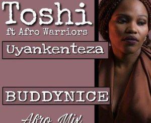 Afro Warriors, Uyankenteza (Buddynice Afro Drum Remix), Toshi, Buddynice, mp3, download, datafilehost, fakaza, Afro House 2018, Afro House Mix, Afro House Music, House Music