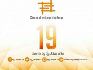 Djy Jaivane, Simnandi Vol 19, TheDipCarWash 2Hour LiveMix, LiveMix, mp3, download, datafilehost, fakaza, Afro House 2018, Afro House Mix, Afro House Music, House Music