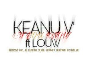Keanu Vs. & Louw, Let You Know (Horisani De Healer Remix), Horisani De Healer, Keanu, Louw, mp3, download, datafilehost, fakaza, Afro House 2018, Afro House Mix, Afro House Music, House Music