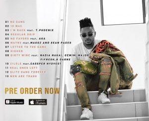 L-Tido, 16, Cover Art, Tracklist, download ,zip, zippyshare, fakaza, EP, datafilehost, album, Hiphop, Hip hop music, Hip Hop Songs, Hip Hop Mix, Hip Hop, Rap, Rap Music