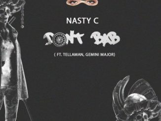 Nasty C, Don't BAB, Tellaman, Gemini Major, Artwork, Cover Art, mp3, download, datafilehost, fakaza, Hiphop, Hip hop music, Hip Hop Songs, Hip Hop Mix, Hip Hop, Rap, Rap Music