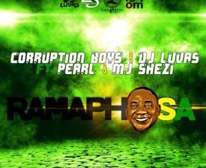 DJ LUVAS, Corruption Boys, Pearl, Ramaphosa, Mj Shezi, mp3, download, datafilehost, fakaza, Gqom Beats, Gqom Songs, Gqom Music, Gqom Mix