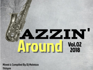 Dj Malebza, Jazzyin'Around Vol.02 2018, Jazz, mp3, download, datafilehost, fakaza, Deep House Mix, Deep House, Deep House Music, House Music, DJ PODCASTS, DJ MIX