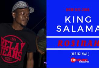 King Salama, Rosinah, mp3, download, datafilehost, fakaza, Afro House 2018, Afro House Mix, Afro House Music, House Music