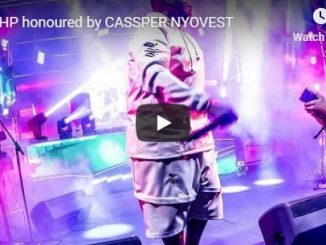 Watch, Cassper Nyovest, Honours, Late, HHP, Rip