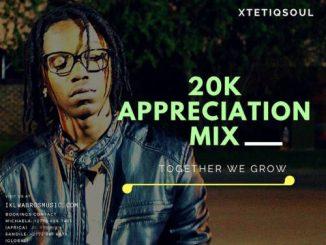 XtetiQsoul, 20k Appreciation Mix, mp3, download, datafilehost, fakaza, Afro House 2018, Afro House Mix, Afro House Music, House Music