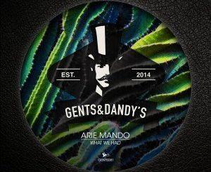 Arie Mando, What We Had (Castro SA Remix), Castro SA, mp3, download, datafilehost, fakaza, Afro House, Afro House 2018, Afro House Mix, Afro House Music, House Music