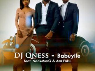 DJ Qness, Babuyile, NaakMusiQ, Ami Faku, mp3, download, datafilehost, fakaza, Soulful House Mix, Soulful House, Soulful House Music, House Music