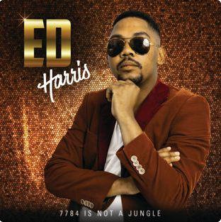 Ed Harris, 7784 Is Not a Jungle ,Cover Artwork, Tracklist, download ,zip, zippyshare, fakaza, EP, datafilehost, album, Gqom Beats, Gqom Songs, Gqom Music, Gqom Mix