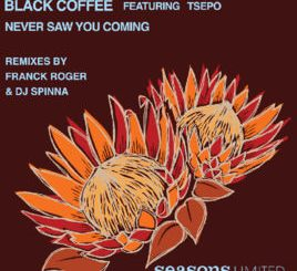 Black Coffee, Never Saw You Coming, download ,zip, zippyshare, fakaza, EP, datafilehost, album, Afro House, Afro House 2018, Afro House Mix, Afro House Music, House Music