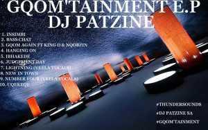 DOWNLOAD Dj Patzine – Lightning (Veela Vocals) – ZAMUSIC
