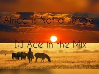 Dj Ace, Africa is Not a Jungle Mix, mp3, download, datafilehost, fakaza, Afro House, Afro House 2018, Afro House Mix, Afro House Music, House Music