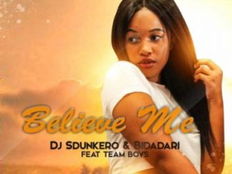 Dj Sdunkero, Bidadari, Believe Me, Team Boys, mp3, download, datafilehost, fakaza, Gqom Beats, Gqom Songs, Gqom Music, Gqom Mix