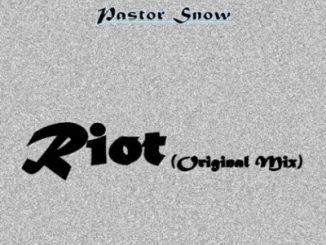 Pastor Snow, Riot (Original Mix), mp3, download, datafilehost, fakaza, Afro House, Afro House 2018, Afro House Mix, Afro House Music, House Music