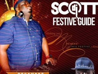 DJ Scott, FESTIVE HITWAVE '18, mp3, download, datafilehost, fakaza, Afro House, Afro House 2018, Afro House Mix, Afro House Music, House Music