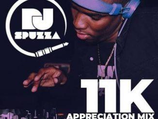 Dj Spuzza, 11k Appreciation Mix (January 2019), Appreciation Mix, mp3, download, datafilehost, fakaza, Afro House, Afro House 2018, Afro House Mix, Afro House Music, Afro Tech, House Music
