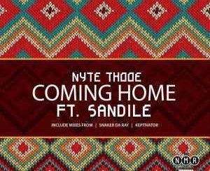 Nyte Thooe, Coming Home (Keptivator Remix), Sandile, Keptivator , mp3, download, datafilehost, fakaza, Afro House, Afro House 2018, Afro House Mix, Afro House Music, Afro Tech, House Music
