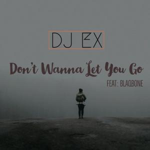DJ EX, Don't Wanna Let You Go, Blaqbone, mp3, download, datafilehost, fakaza, Afro House, Afro House 2019, Afro House Mix, Afro House Music, Afro Tech, House Music