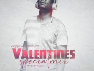 Ceega, Valentine Special Mix '19, mp3, download, datafilehost, fakaza, Afro House, Afro House 2019, Afro House Mix, Afro House Music, Afro Tech, House Music
