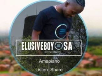 Elusiveboy SA, What's My Name (Original Mix), mp3, download, datafilehost, fakaza, Afro House, Afro House 2019, Afro House Mix, Afro House Music, Afro Tech, House Music, Amapiano, Amapiano Songs, Amapiano Music