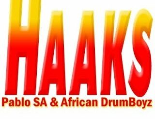 Pablo SA, African DrumBoyz, Haaks (Afro Mix), mp3, download, datafilehost, fakaza, Afro House, Afro House 2019, Afro House Mix, Afro House Music, Afro Tech, House Music
